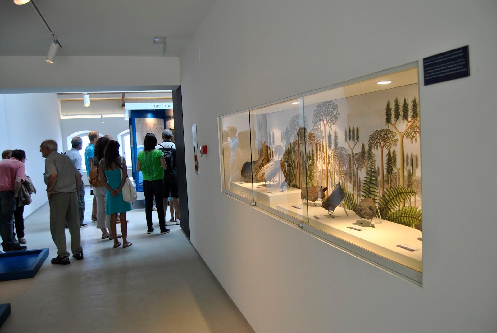 El Madreñazo: Museo de la Mina de Arnao.