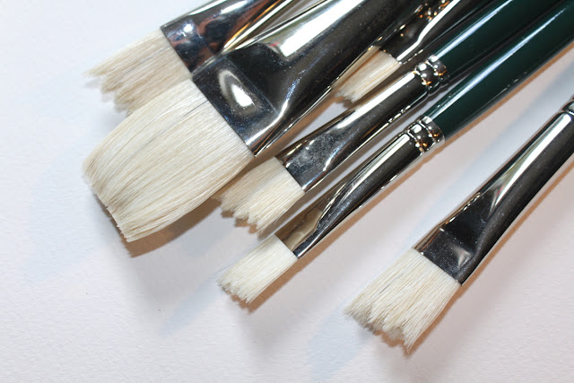 Interboro brushes