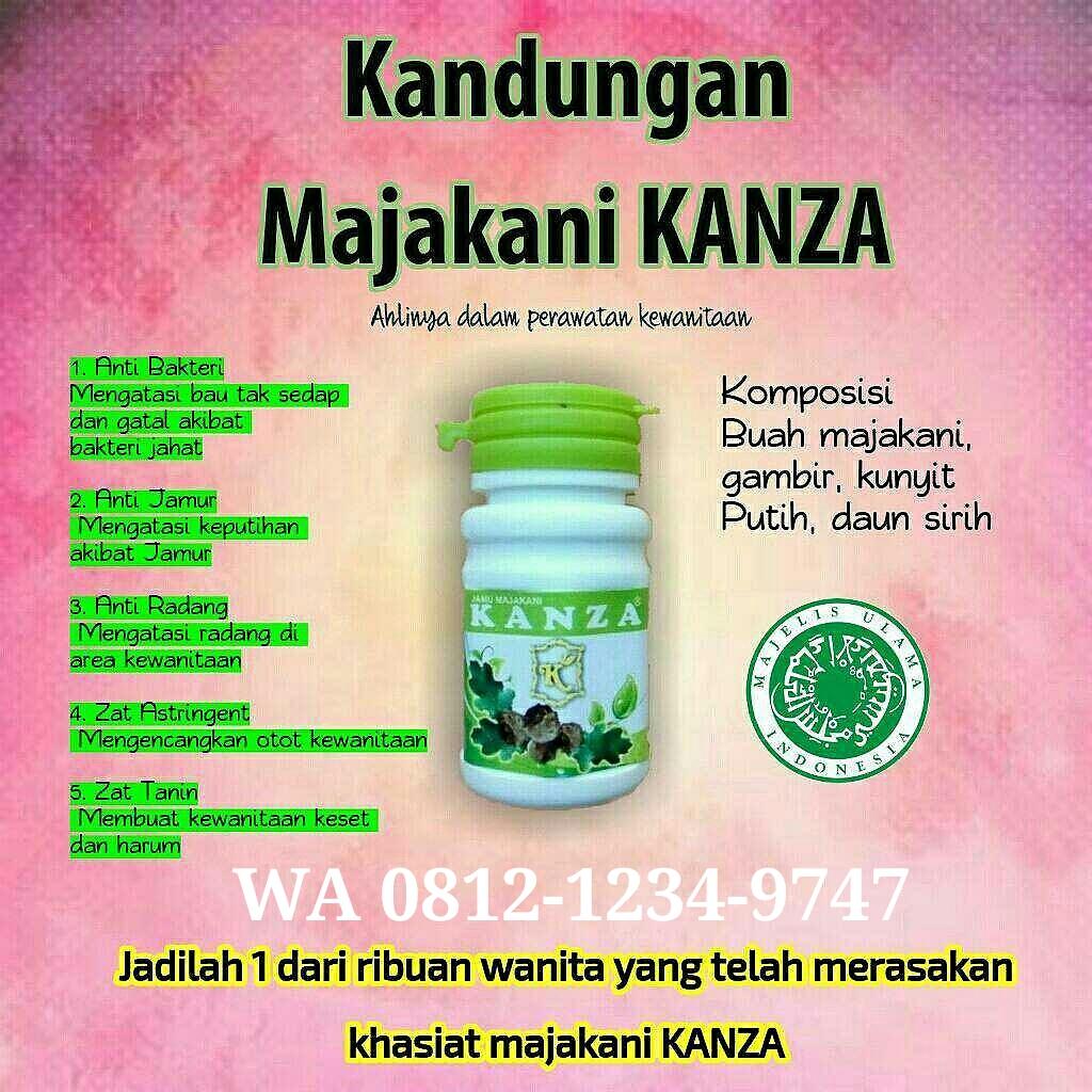 Majakani Kanza