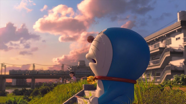 stand by me doraemon cry still image