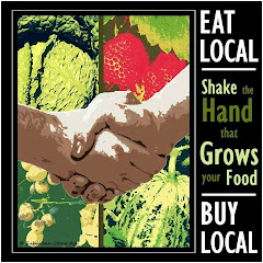 Eat Local if you can!