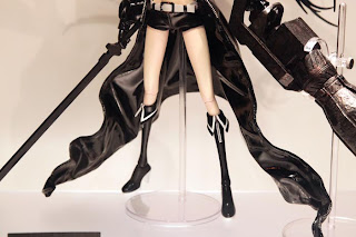 RAH No.550 1/6 Black Rock Shooter