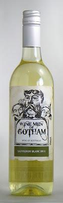 ワイン・メン・オブ・ゴッサム ソーヴィニヨン・ブラン 2011