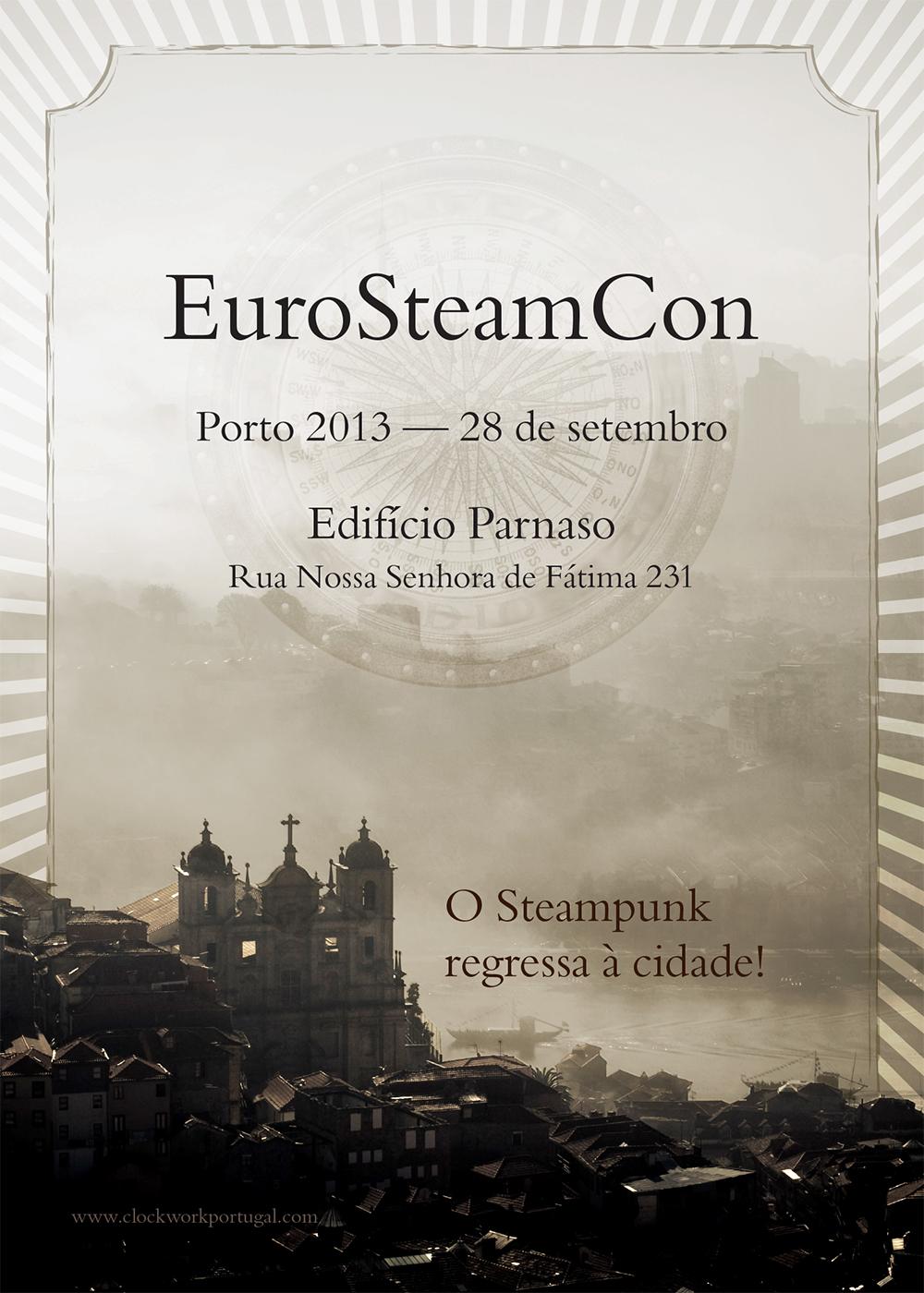 Setembro 2013 falling into infinity euro steam con 2013 porto fandeluxe Image collections
