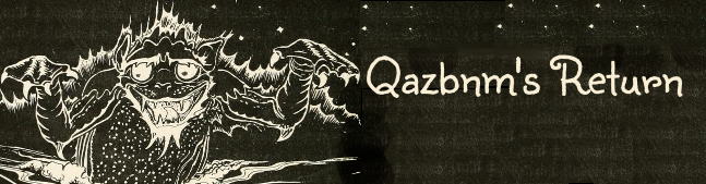 qazbnm's return