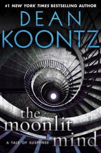Portada de The Moonlight Mind, de Dean Koontz