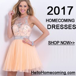 Best Homecoming Dress at