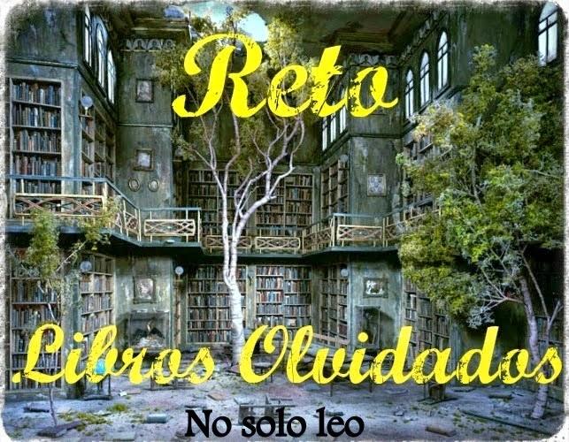 RETO LIBROS OLVIDADOS