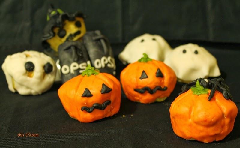 muffins alla zucca e buon halloween