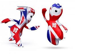 Dajjal Jadi Maskot Olimpiade London 2012?