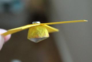Yumurta Kutusundan Helikopter Yapımı