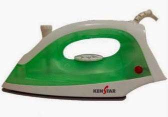 Flipkart: Buy Kenstar Super Shiney Steam Iron at Rs.708