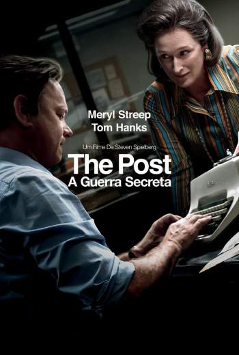 The Post: A Guerra Secreta 4K Torrent – BluRay 2160p Dual Áudio