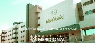 Hospital Meridional em Cariacica ES