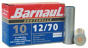 Φυσίγγια barnaul (12 και 410 gauge)