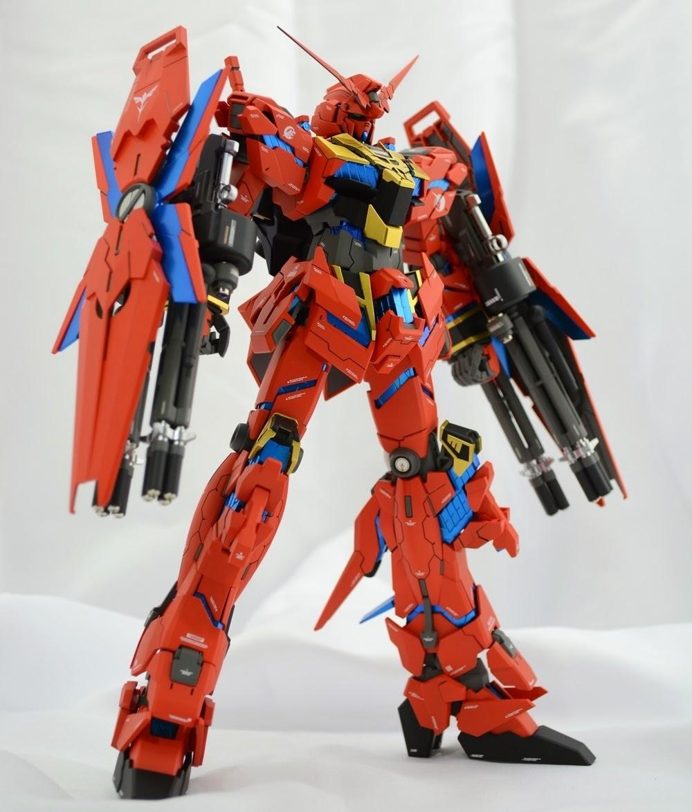 GUNDAM GUY: MG 1/100 Unicorn Gundam [Destroy Mode] Ver
