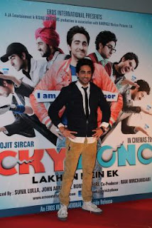Ayushmann Khurrana Vicky Donor