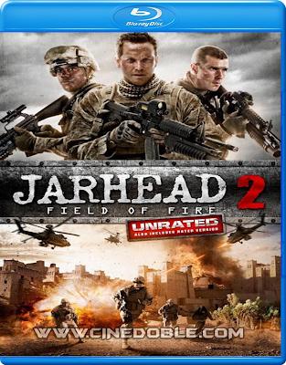 jarhead 2 campo de fuego 2014 unrated 1080p latino Jarhead 2: Campo de Fuego (2014) UNRATED 1080p Latino