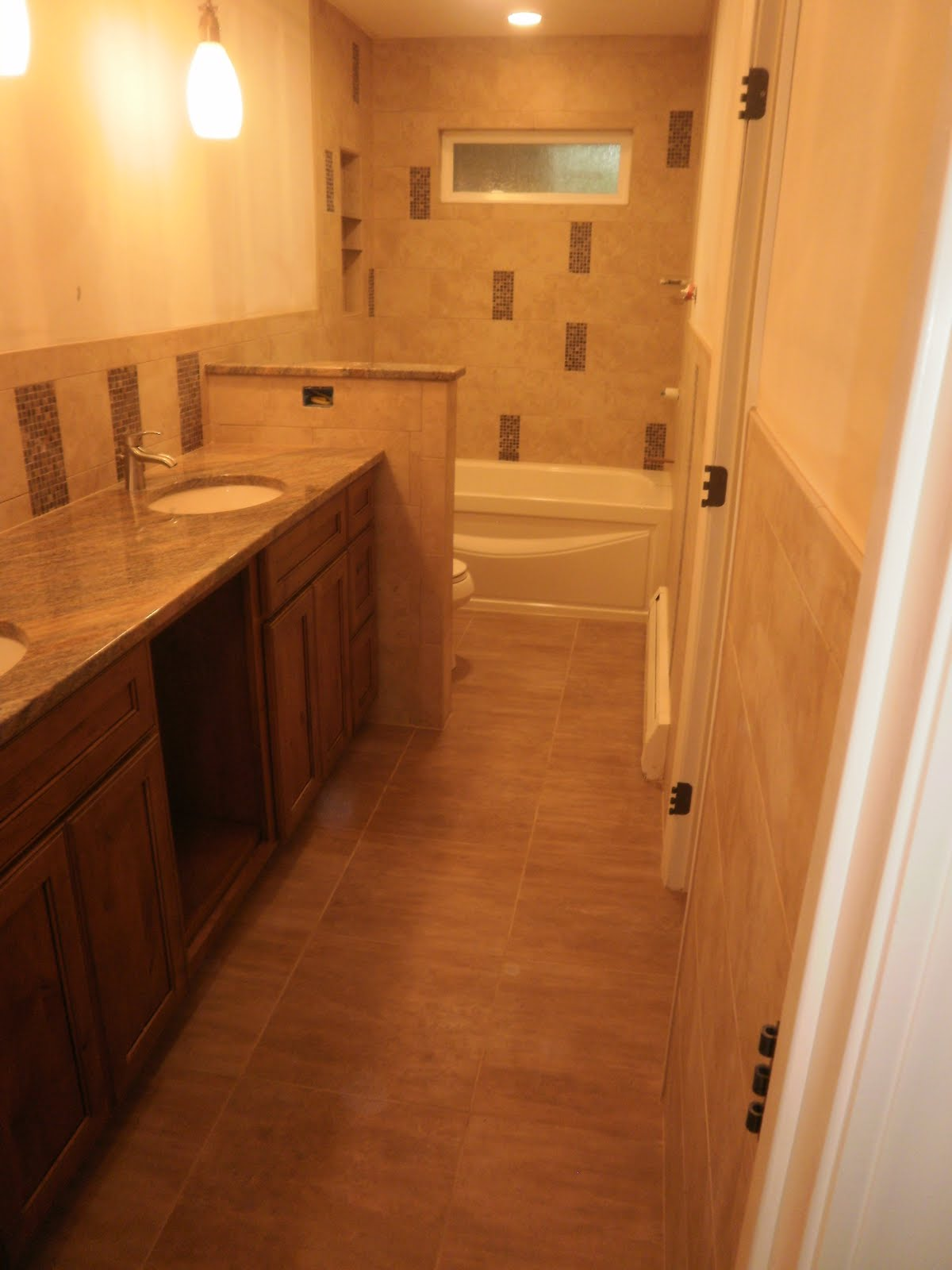Integrity installations a division of front for Bathroom remodel 8x5