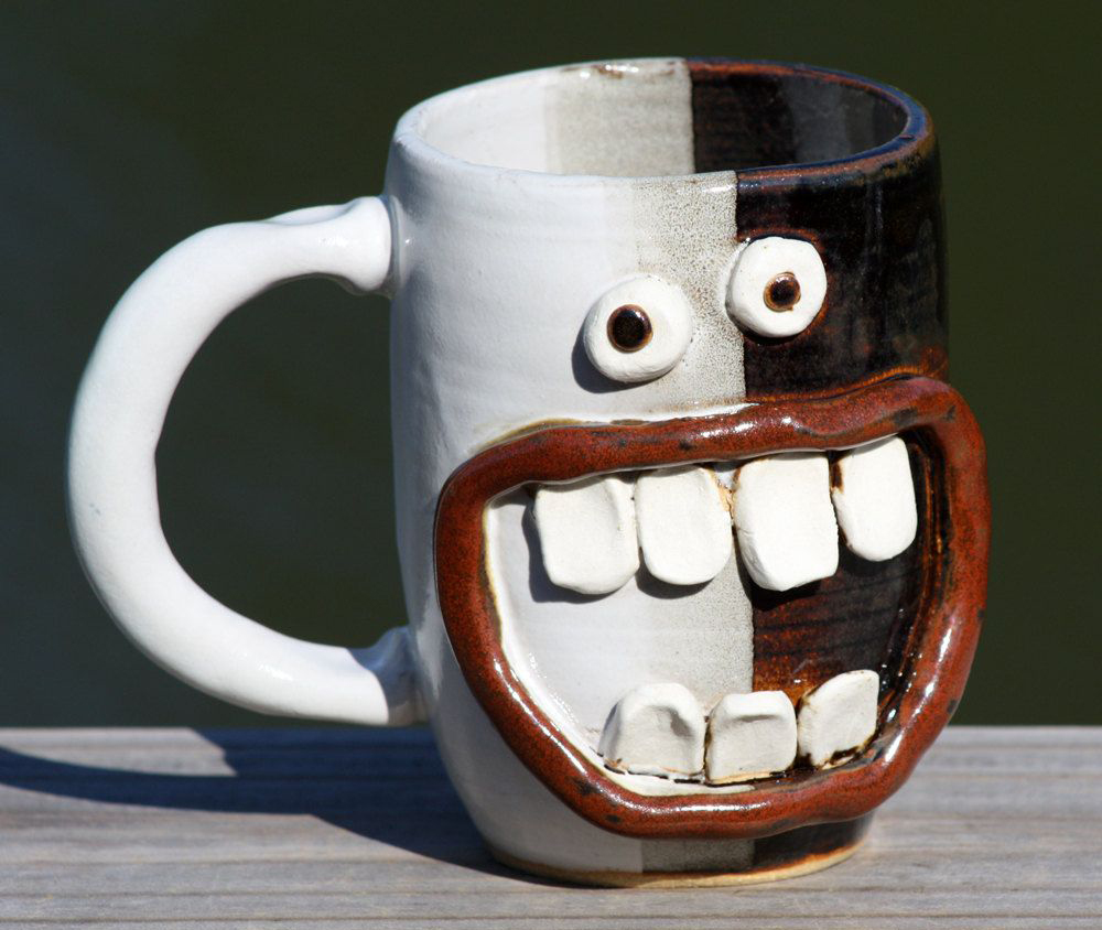 Image Result For Artistic Coffee Mugs