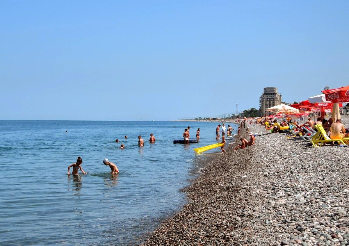 пляж в Квариати