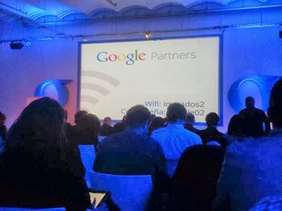 ponencias Google Barcelona