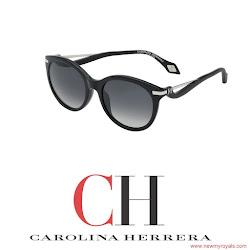 Queen Letizia Style CAROLİNA HERRERA Sunglasses