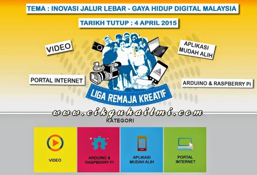 Liga Remaja Kreatif 2015