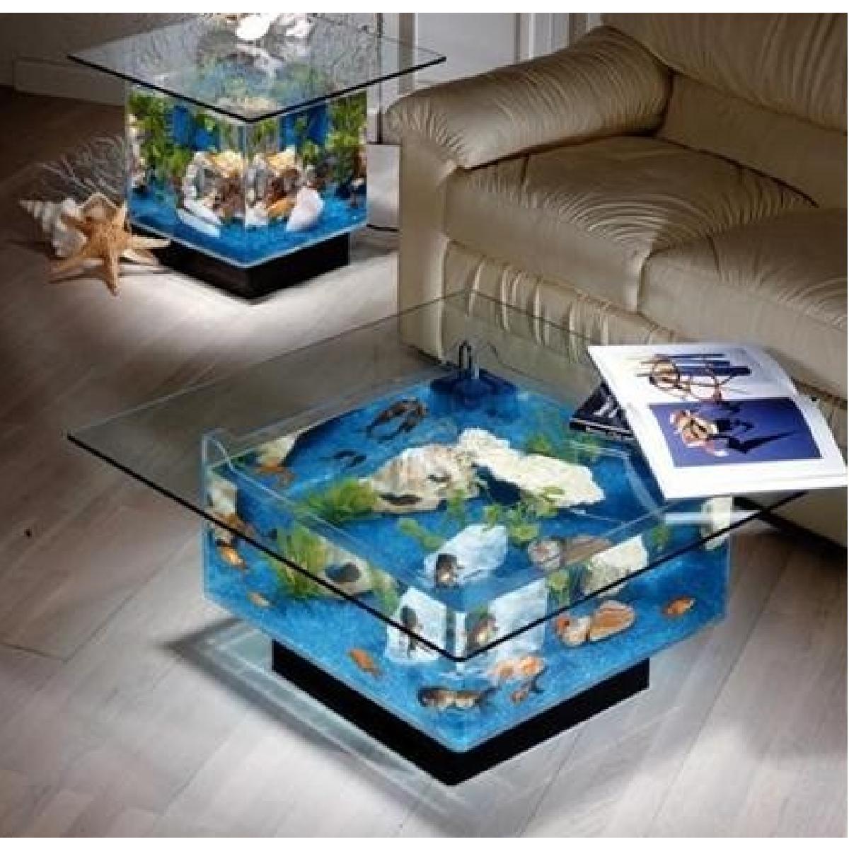 Cadeaux 2 ouf id es de cadeaux insolites et originaux for Aquarium insolite