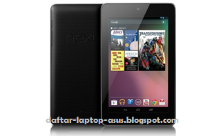 Tablet Asus nexus 7 tablet asus terbaru