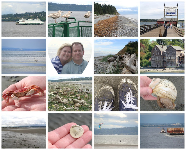 What to do on Whidbey island: visit seaside towns, beaches and collect shells