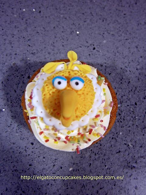 cupcake Gallina Caponata