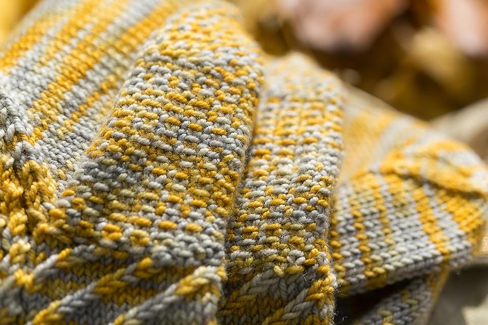 Knitting Overcast Stitch : We Heart Yarn