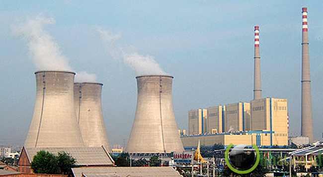 China, 17 reaktor nuklir