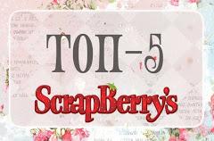 ТОП-5 в Scrapberry's