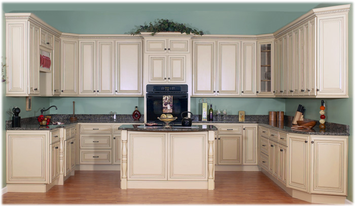 Pictures Of White Kitchen Cabinets