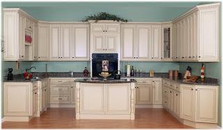 White Kitchen Cabinets Custom