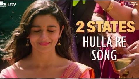 Hullaare – 2 States (2014) HD 720p Full Video Song Free Download