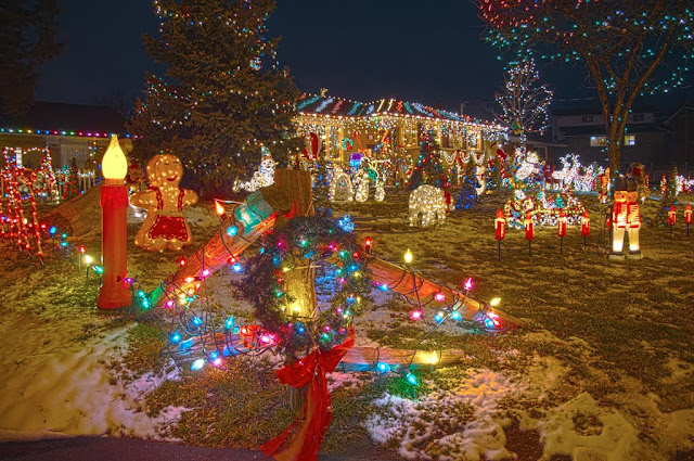 Image: Scogog Holiday Lights