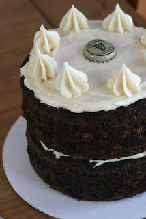 Guinness Chocolate Cake Idea