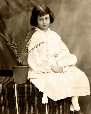 Photograph of Alice Liddell taken by Lewis Carroll/Charles Dodgson