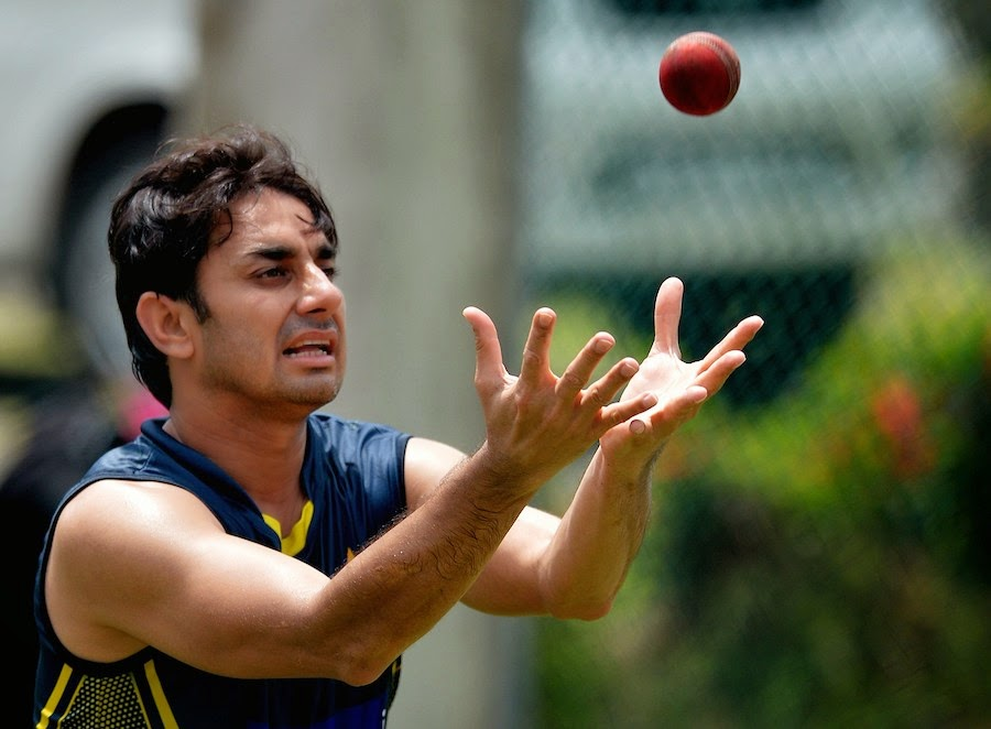 Saeed Ajmal Decided not to play ICC Cricket World cup 2015.