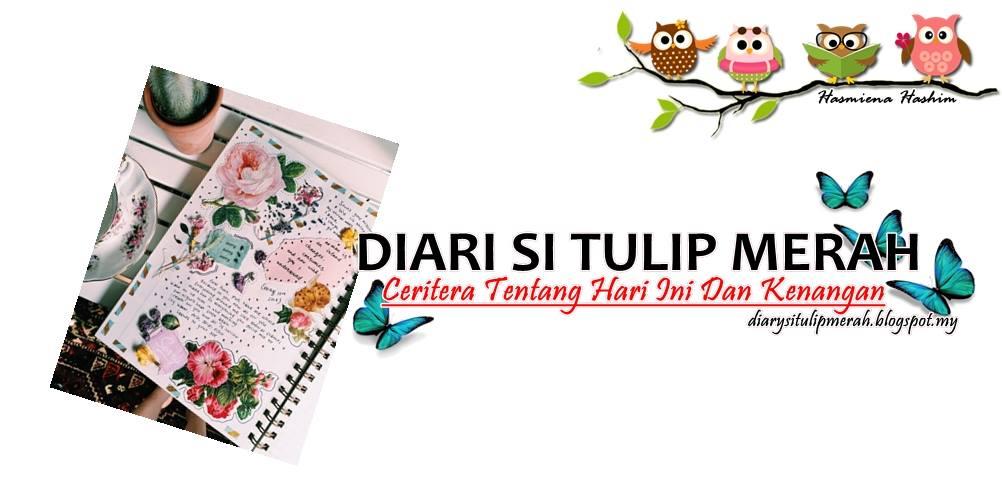 Diary Si Tulip Merah