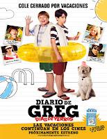 El diario de Greg 3: Días de perros (2012)