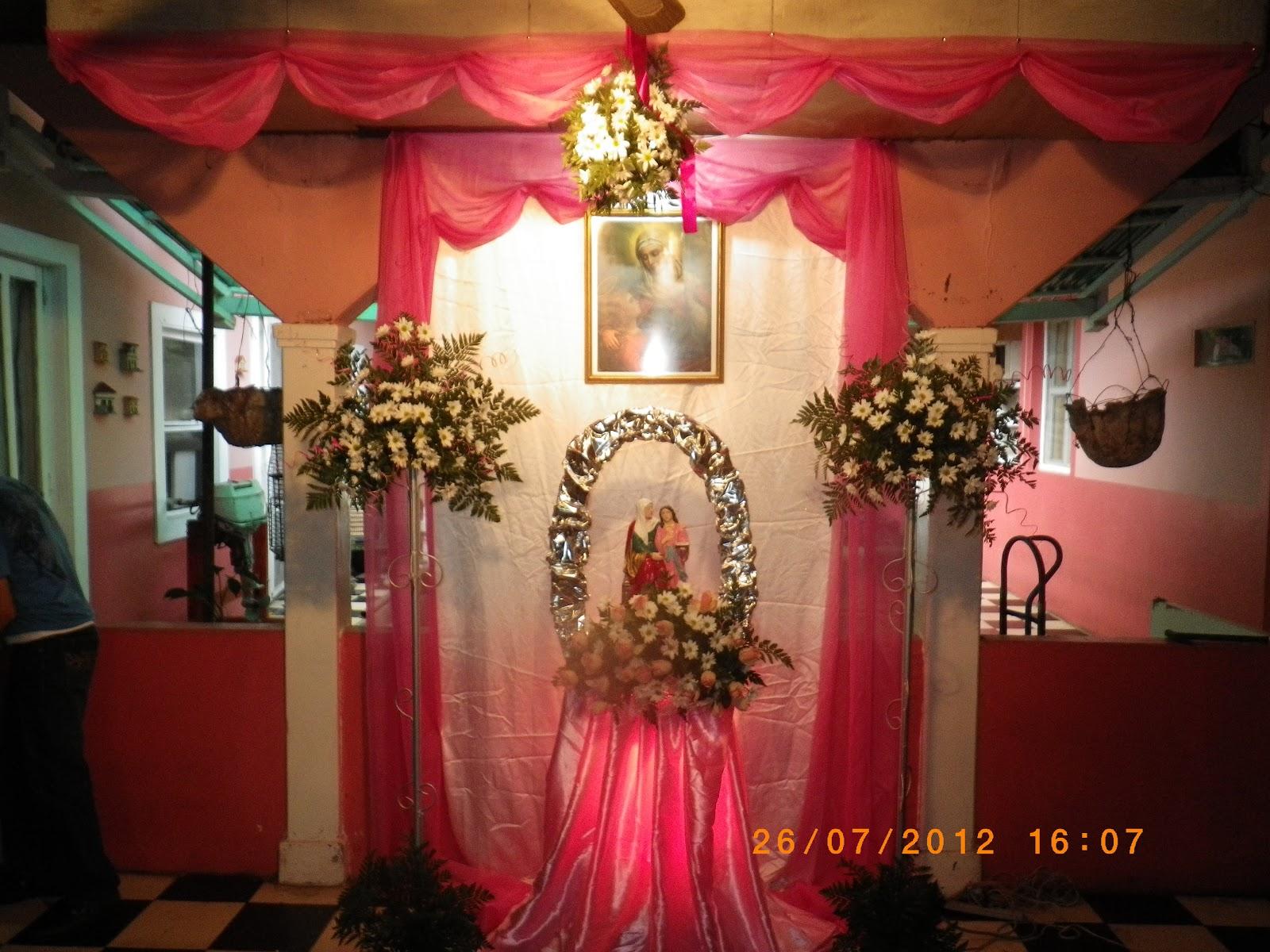 Decoracion para altar de virgen de guadalupe for Decoracion de adornos