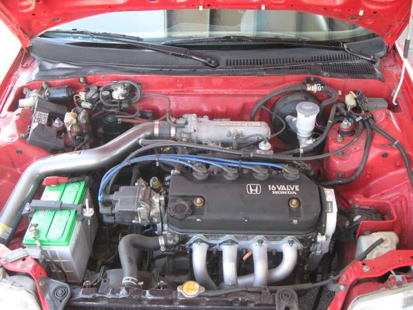 1991 Honda CRX HF | Auto Restorationice
