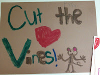 Cut the Vines!