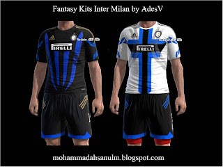 Fantasy Kits Inter Milan by AdesV