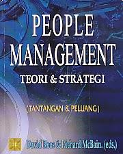 toko buku rahma: buku PEOPLE MANAGEMENT TEORI DAN STATEGI (TANTANGAN DAN PELUANG), pengarang david ress dan ricahard mcbain, penerbit kencana