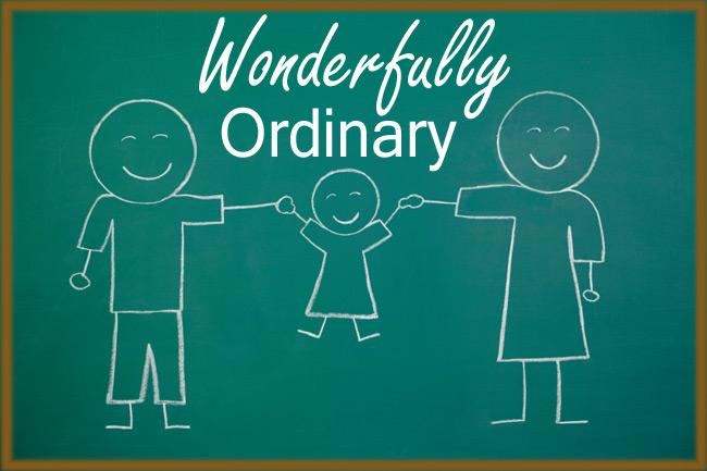 Wonderfully Ordinary